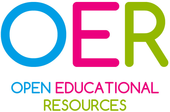 Open Educational Resources graphic logo