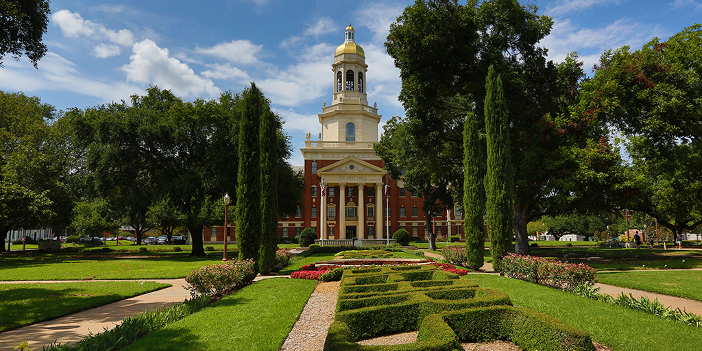 Top 10 Majors at Baylor University