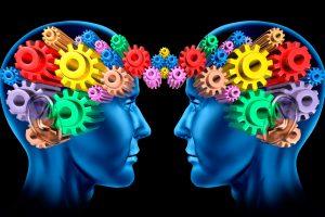 Analogy of psychological reasoning