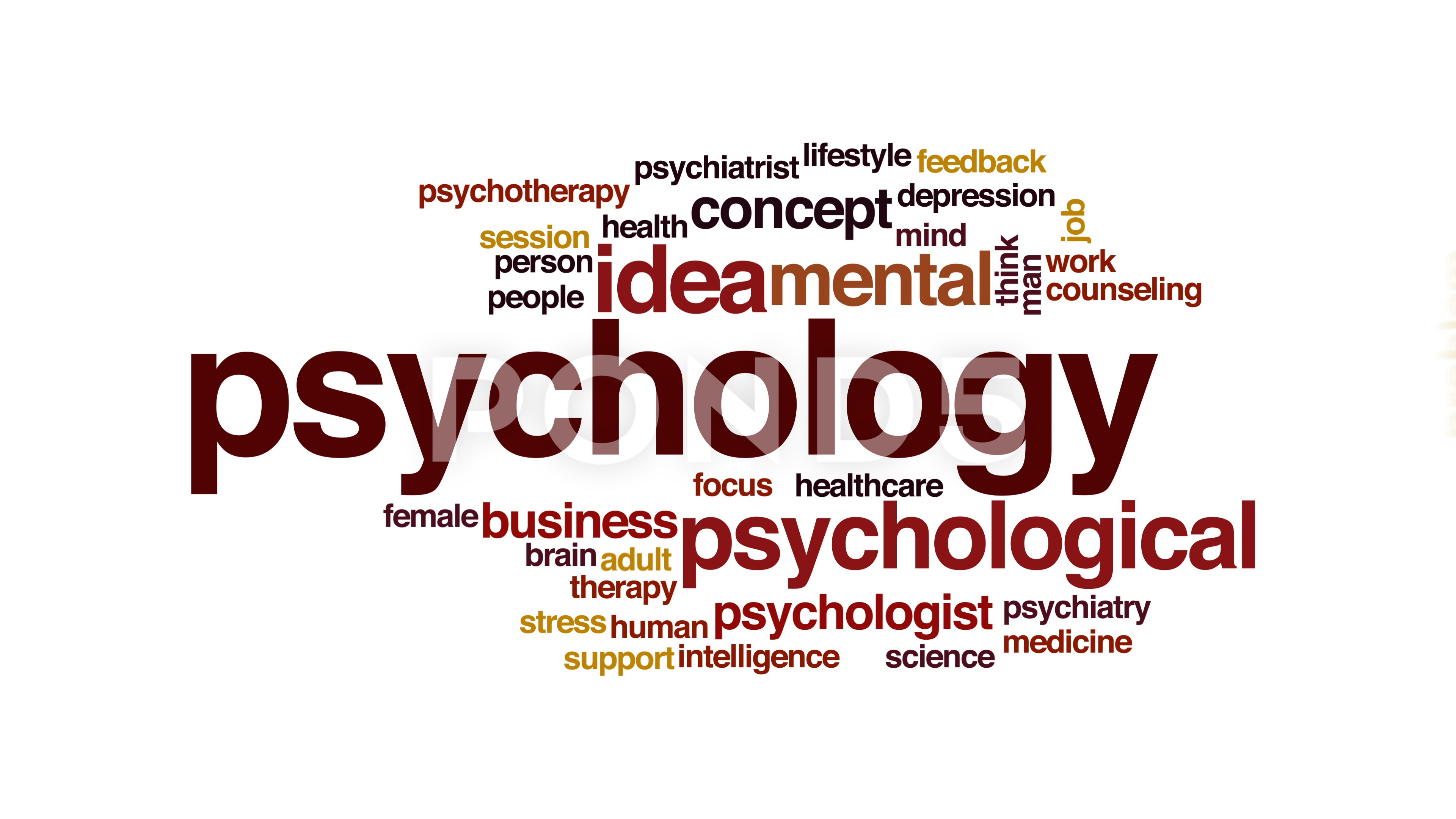 Major courses in Psychology