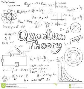 Mathematical formula of quantum physics