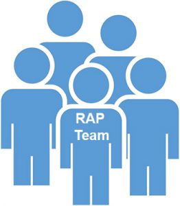 Research Assistance Program (RAP) Logo