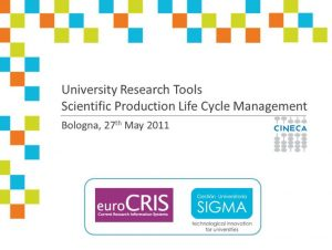 Research tools aid in researching projects