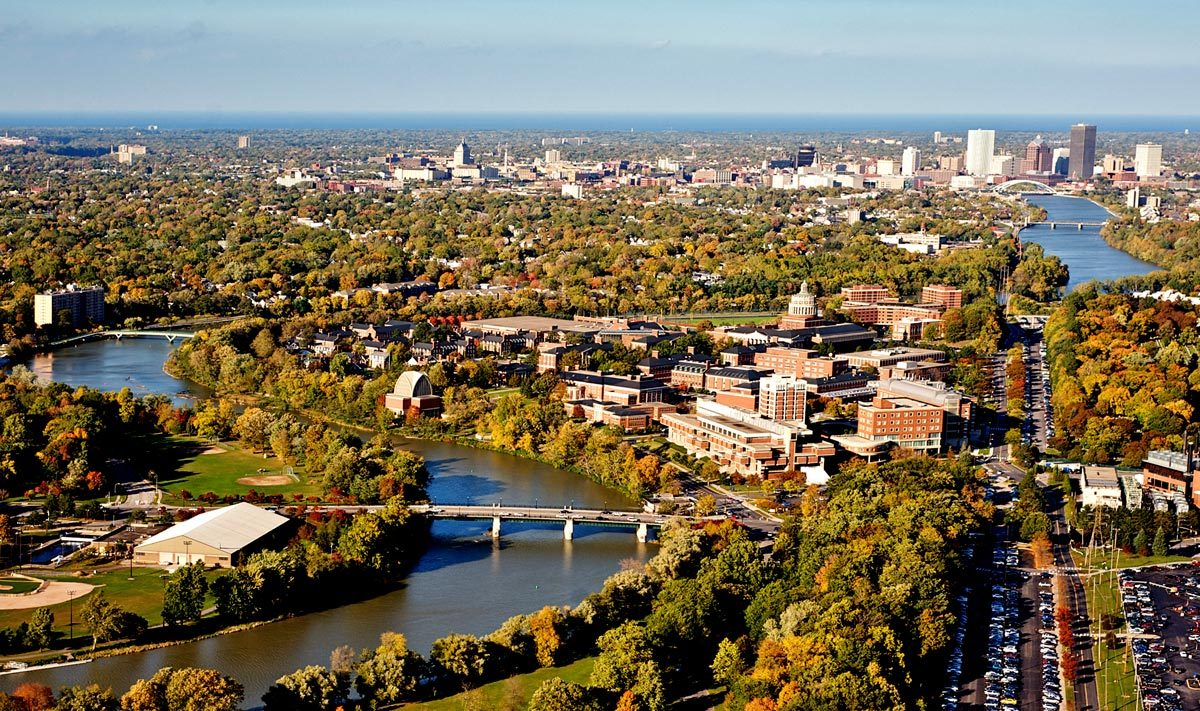 Top 10 Majors at the University of Rochester