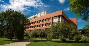 Business Economics and Law  building