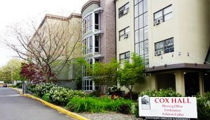SOU Cox Hall - Siskiyou Center.
