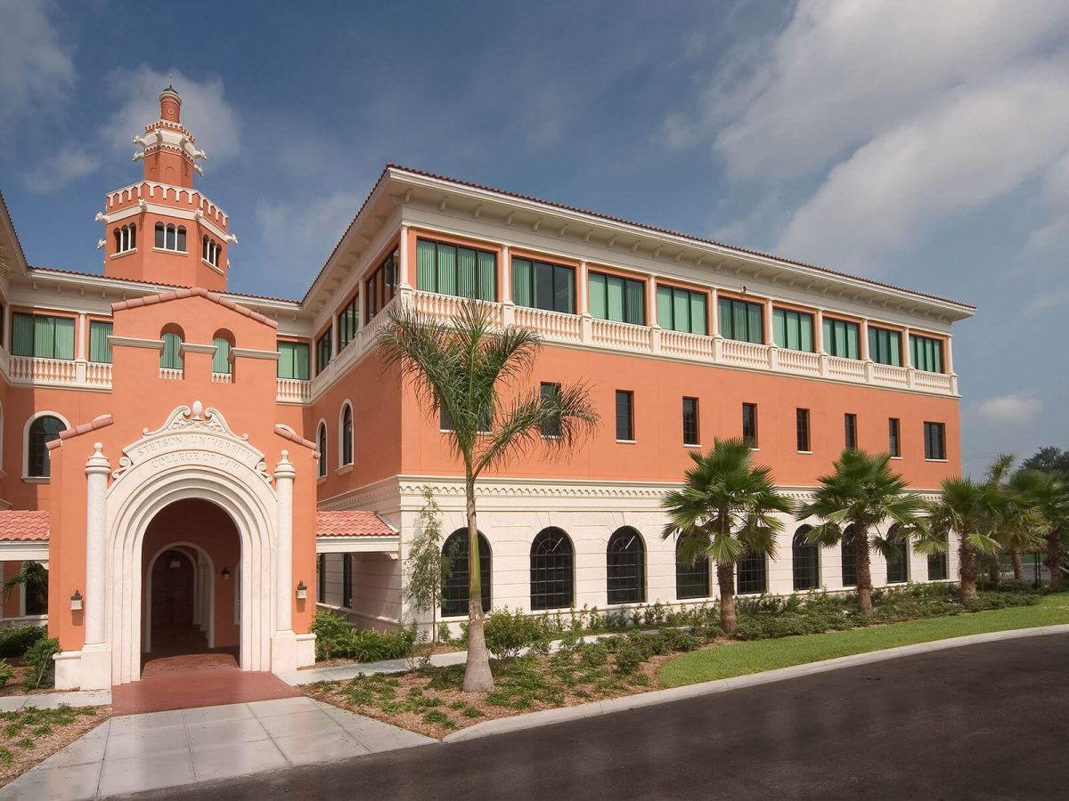 Top 10 Residences at Stetson University