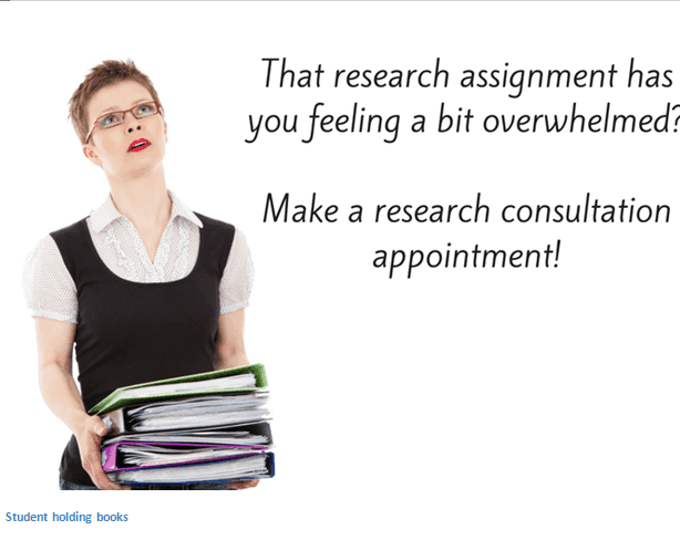 meme about research consultation