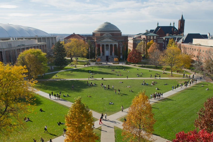 Syracuse University Fall 2018 Final Exam Schedule