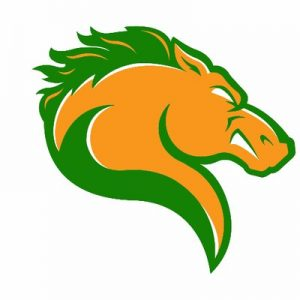 Maywood University athletic logo
