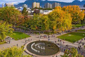 University of British Columbia (UBC) Fall 2018 Final Exam Schedule