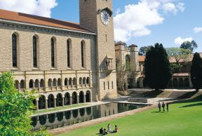 Top 10 Library Resources at the University of Western Australia