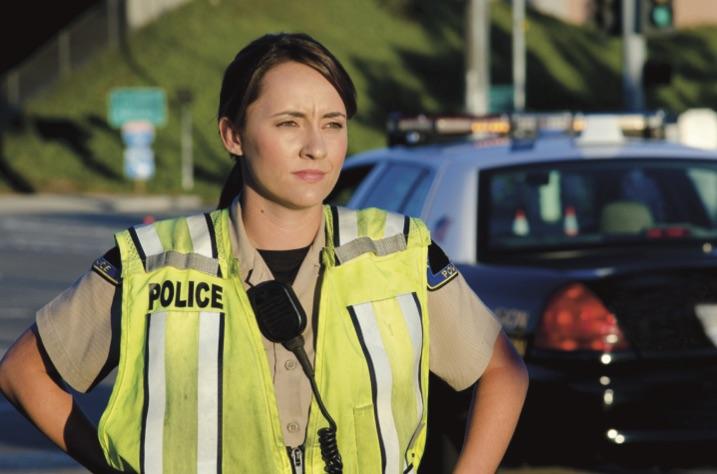 Crime Scene mockup at University of Nebraska