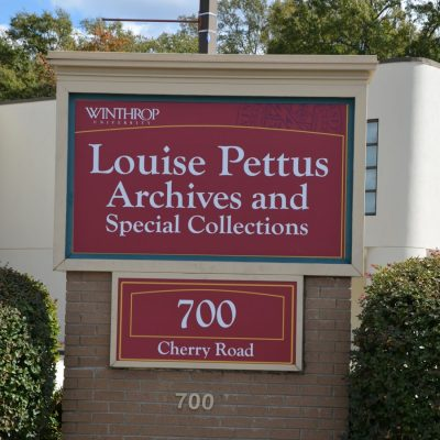 Louise Pettus Archives and Special Collections