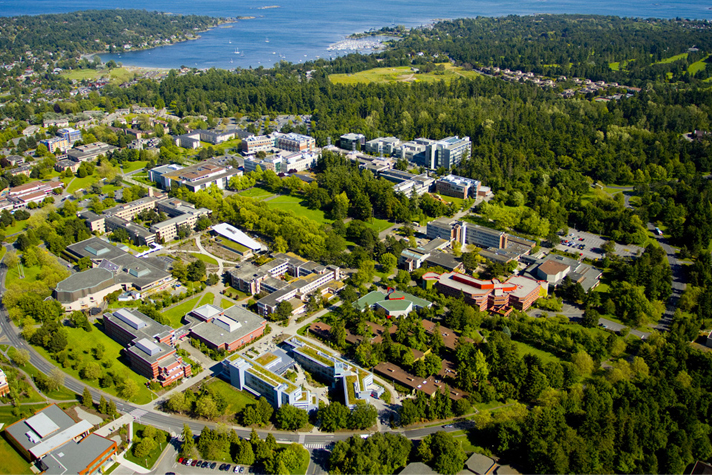 University of Victoria (UVic) Fall 2018 Final Exam Schedule