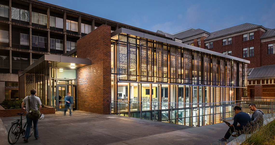 Top 10 Majors at the University of Oregon