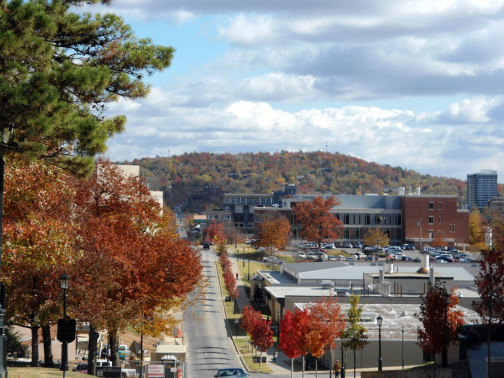 Restaurant and Cafes at UArk