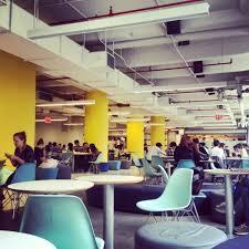 Sitting area at Jasper Kane Café