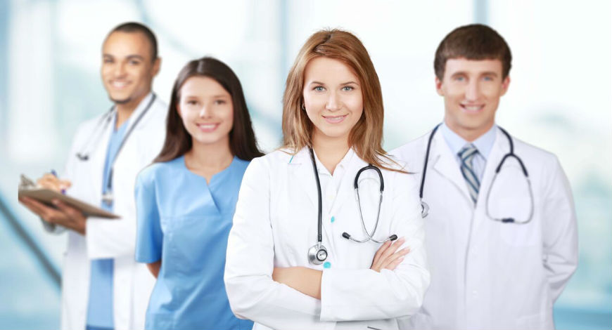 picture of Medical staff