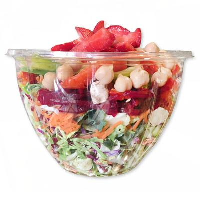 Salad bowl serving by Red Radish