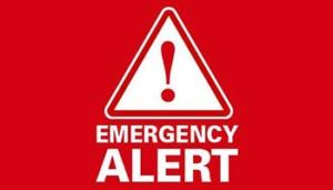 Image showing the Emergency Alert Programs symbol