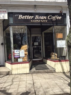 Front of the Better Beam Coffee Company