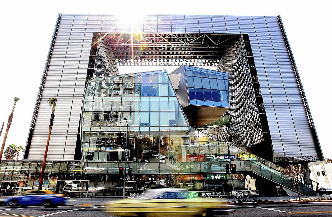 Job Opportunities For Students at Emerson College
