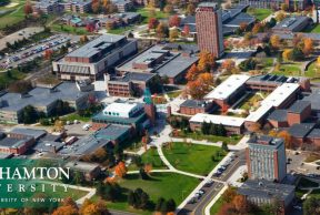 Jobs and Opportunities at Binghamton University