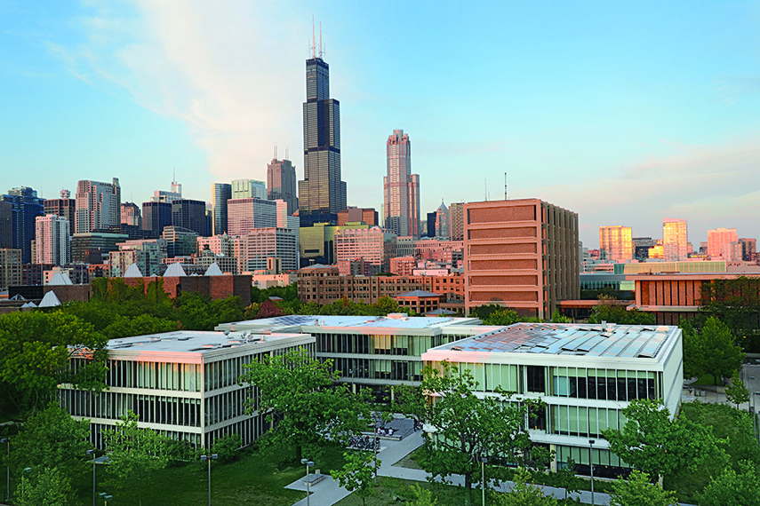 Health and Wellness Services at the University of Illinois, Chicago