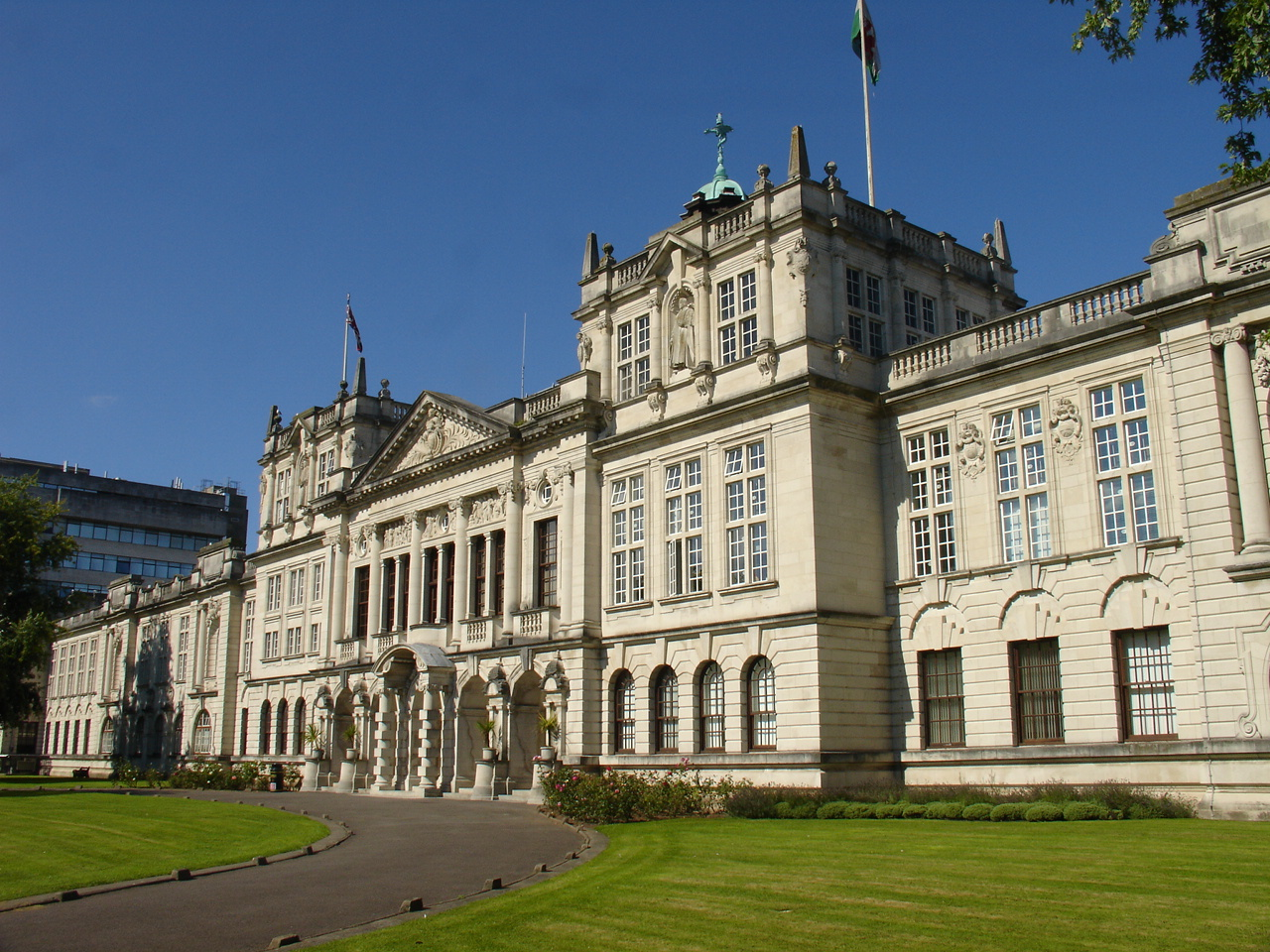 Health and Wellness Services at Cardiff University