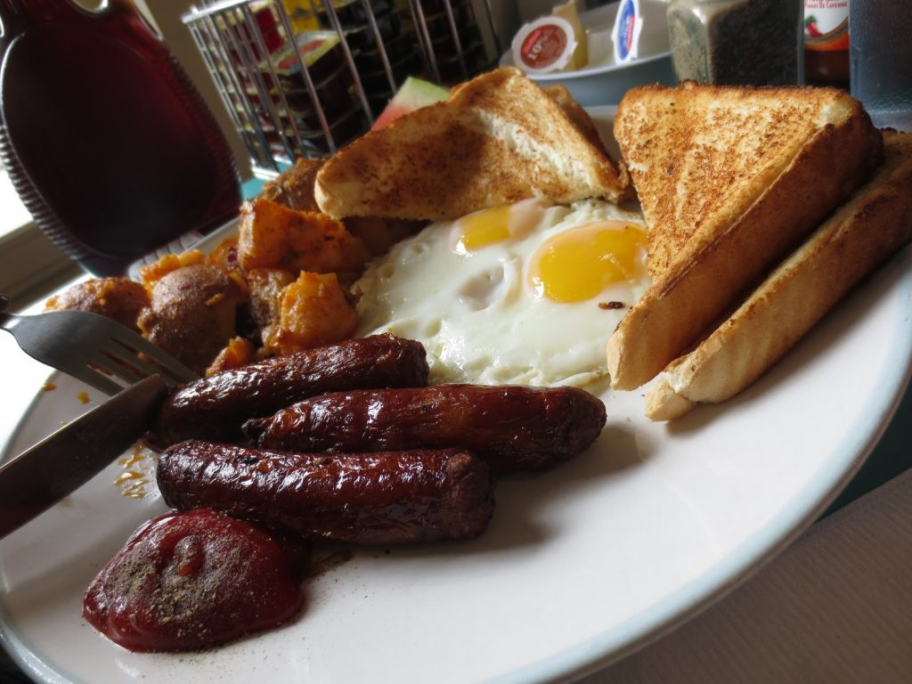 image of food at Christina's Pub