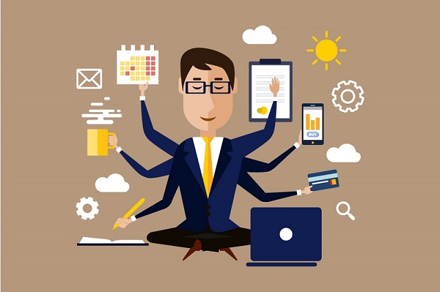 how coordinator manage multiple tasks at one time