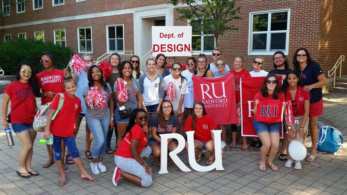 Jobs and Opportunities For Students at Radford University