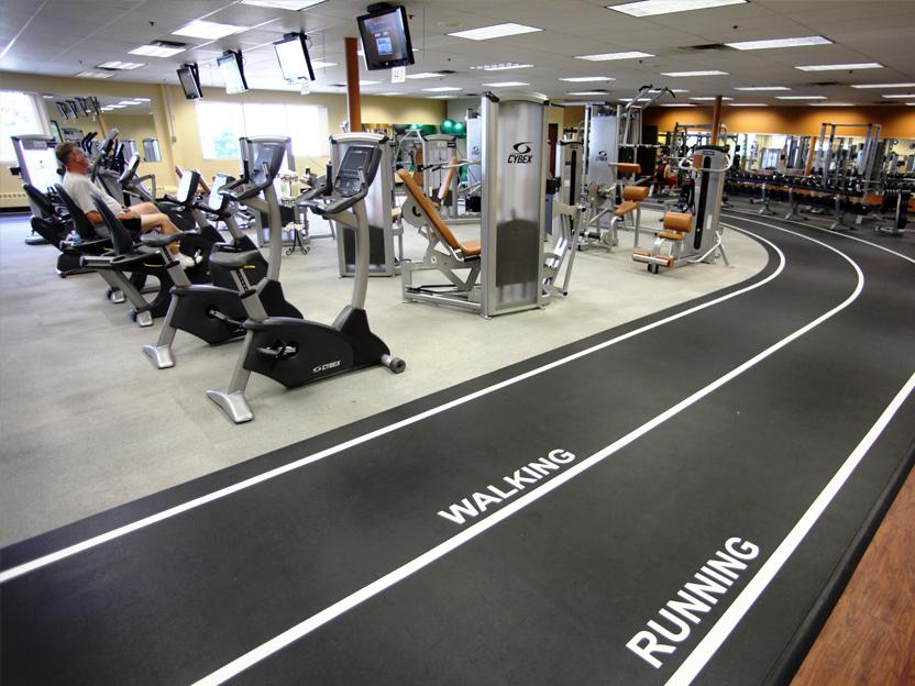 The University of Lethbridge Fitness center
