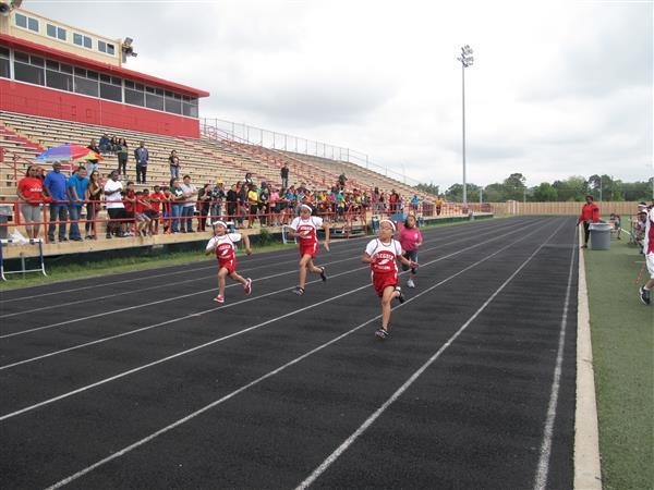 Girls and Boys City Track Team Championship