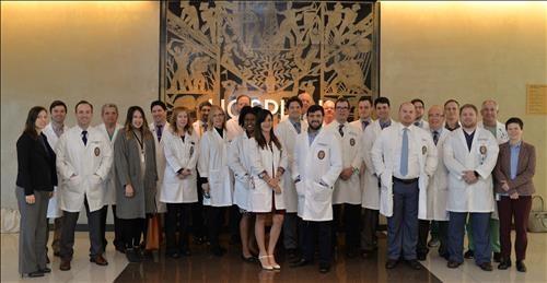 Members of the LSU Health Sciences Department