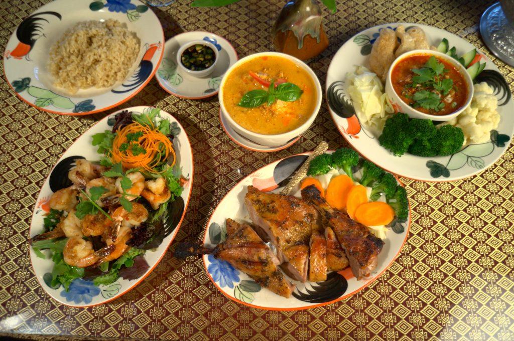 The photo of Lemongrass Thai Cuisine