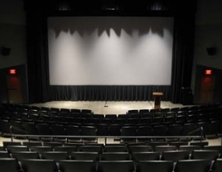 This is the Lumina Theater at UNC Wilmington.