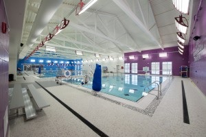 Inside the CSULB Parkview wellness center
