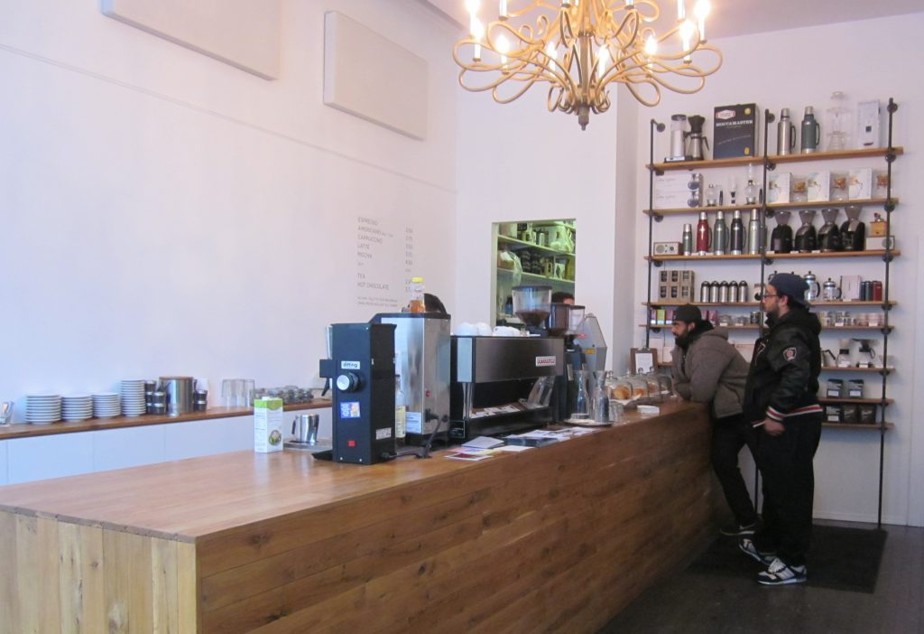 The photo of Parlor Coffee
