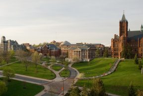 Jobs and Opportunities for Students at Syracuse University