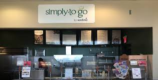 The kitchen at the Simply-To-Go