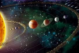 A colored picture of the soar system