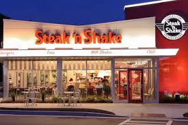 Front view of the Steak 'n Shake