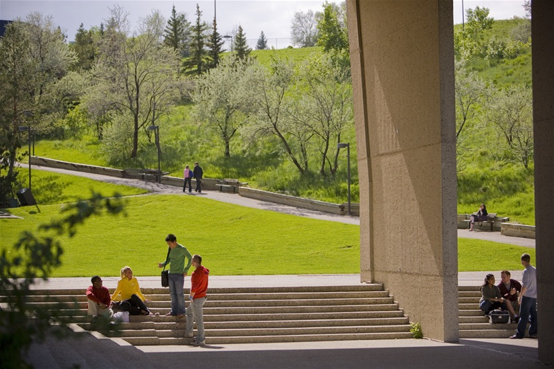 Health and Wellness Services at the University of Lethbridge