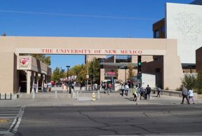 Restaurants & Cafes for Students at University of New Mexico