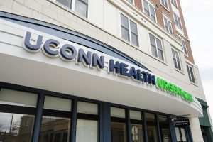 A view of UConn Health Urgent Care at Storrs Center