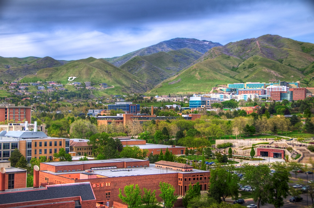 Restaurants and Cafes for the Students at University of Utah