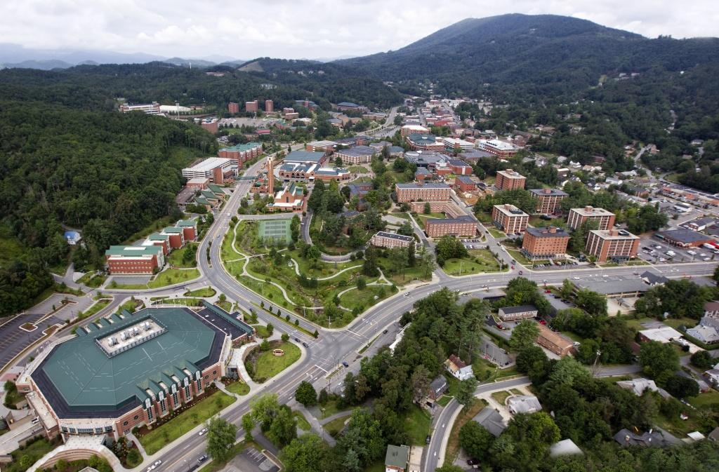 Restaurant and Cafes at Appalachian State University