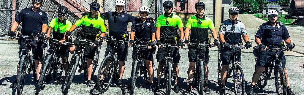 WCU Police Bike Patrol
